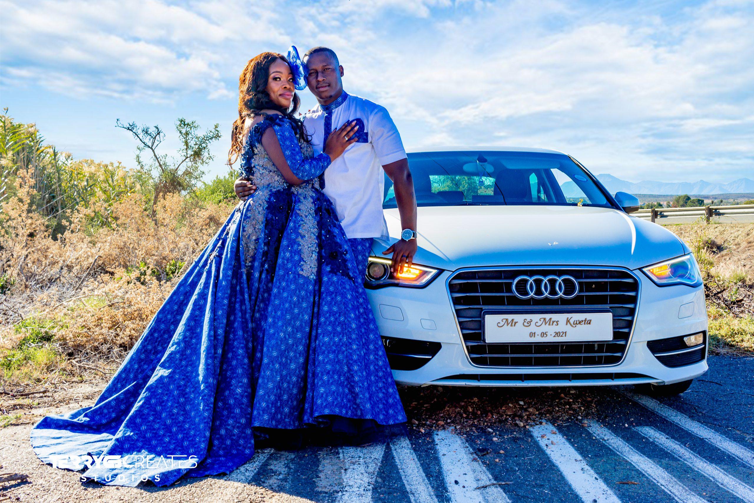 Anam & Athenkosi Wedding